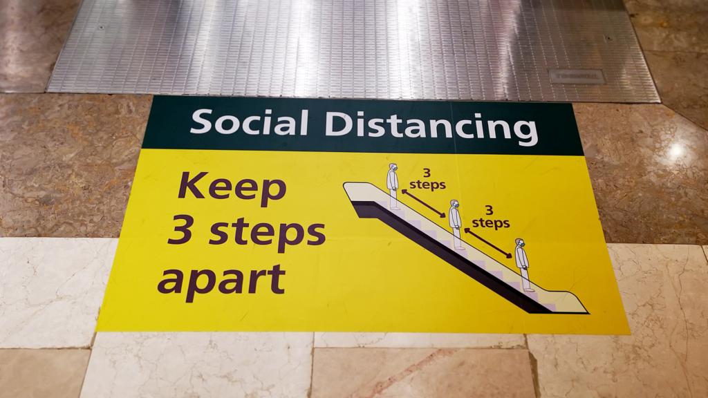segnaletica a pavimento