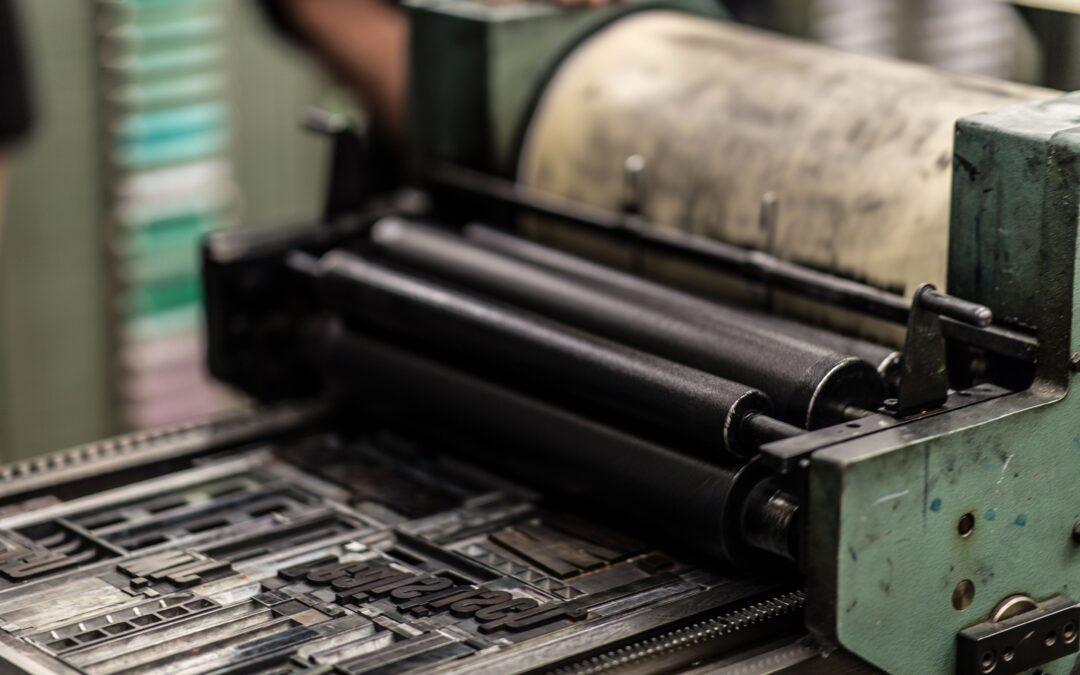 Passato, presente e futuro della stampa digitale