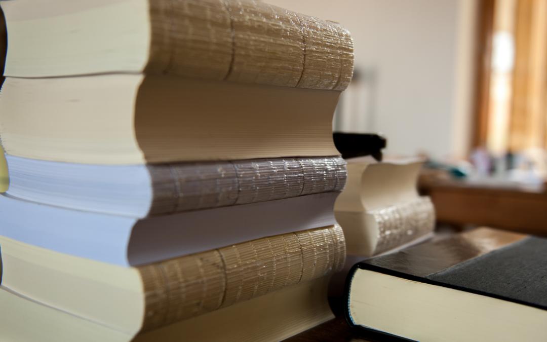 Dorso libro, com'è fatto e come si calcola il suo spessore?