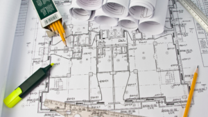 esempio di progetto per la stampa con carta CAD